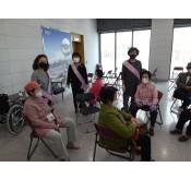 [예천지회] 코로나19 백신 예방접종 봉사활동