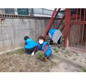 [예천지회] 봄맞이 문화재가꾸기 정려문 주변 …