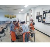 [성주지회]복지관 급식봉사